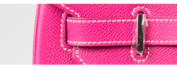 Hermes Bag Authenticity Stitching