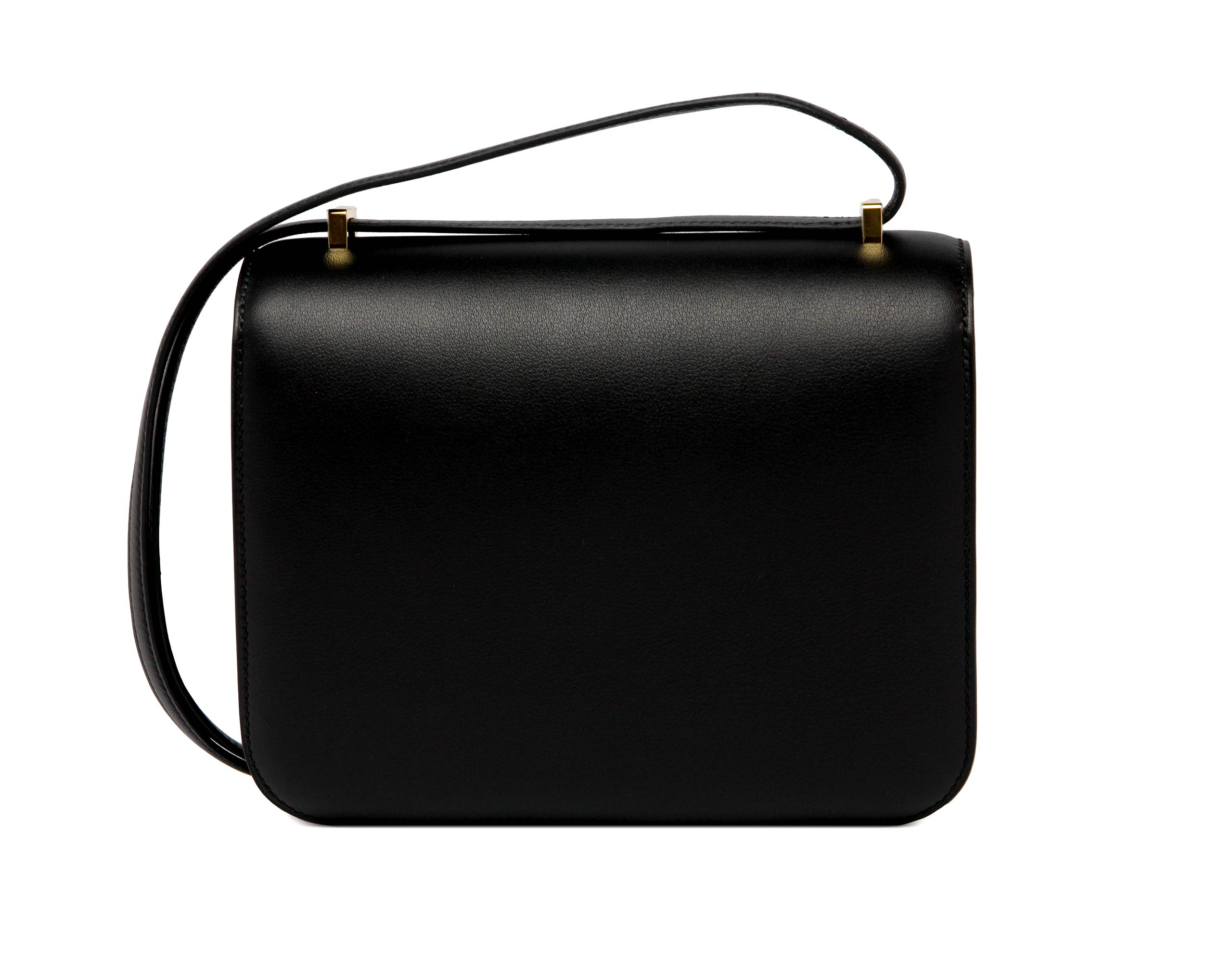 Hermes Constance Black with Gold