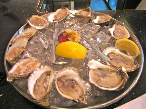 Hale St Restaurant Oysters