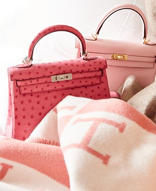 Buying a Hermes bag as a financial investment