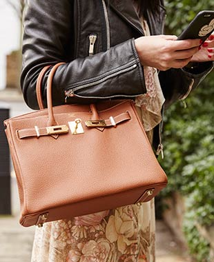 Top 5 Spring Colours and Destinations for lovers of Hermes Bags