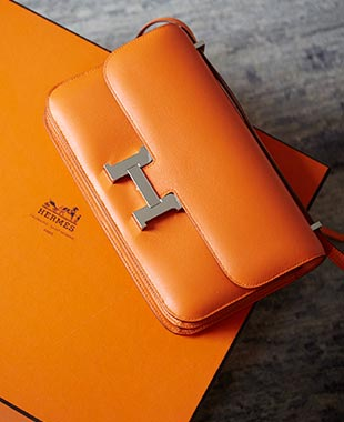 History of the Hermes Constance Bag