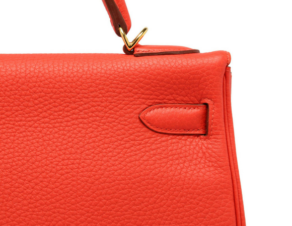 Hermes Kelly in togo leather