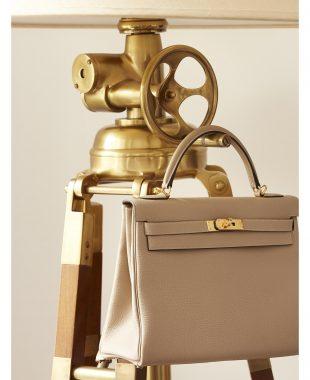 Hermes Beige Bag